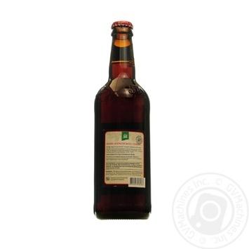 Пиво Микулин Українське темне 4,3% 0,5l - купити, ціни на Novus - фото 2