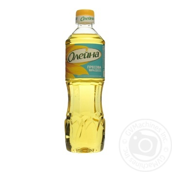 Oleina Presova Refined sunflower oil 500ml - buy, prices for Novus - image 1