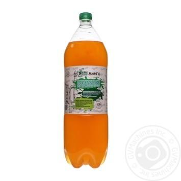Напиток сильногазированный Бон Буассон Манго с соком 2л - купить, цены на Novus - фото 2