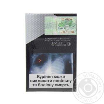 Kent Nano White cigarettes 0.1-0.8mg - buy, prices for Novus - image 8