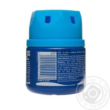 Sano Blue Flash Means for washing and disinfection of a toilet bowl for a drainage tank 200g - buy, prices for CityMarket - photo 2