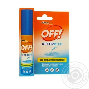 OFF! Against Mosquitos After-Bite Gel 8ml - buy, prices for Tavria V - image 3