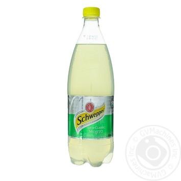 Напиток Schweppes Classic Mojito сильногазированый 1л - купить, цены на Фуршет - фото 1