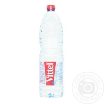 Вода Vittel минеральная негазированная 1,5л - купить, цены на Фуршет - фото 7