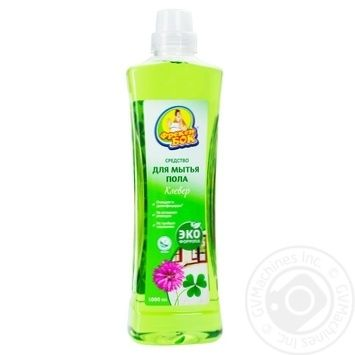Means Freken bok with clover for washing 1000ml