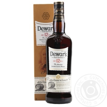 Виски Dewar's The Ancestor 12 лет 40% 0.7л