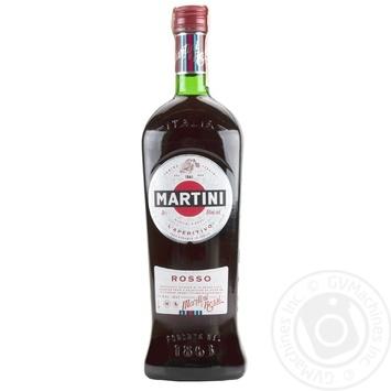 Вермут Мартіні Россо 15% 1л - купити, ціни на Фуршет - фото 2