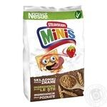 Готовый завтрак Nestle Cini Minis клубника 250г