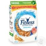 Готовый завтрак Nestle Fitness из цельной пшеницы 250г