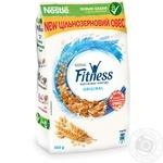 Готовый завтрак Nestle Fitness из цельной пшеницы 450г
