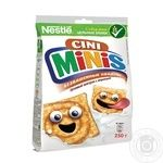 Готовый завтрак Nestle Cini Minis с корицей 250г