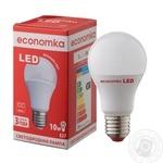 Лампа світлодіодна Economka LED A60 10W E27 4200K
