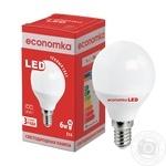 Лампа светодиодная Economka LED G45 6W E14 2800K