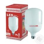 Лампа светодиодная Economka LED ZP 20W E27 4200K