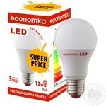 Лампа светодиодная Economka PROMO LED A60 12W E27 4200K