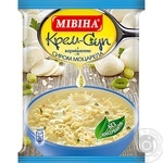 Mivina Cream soup with vermicelli and mozzarella 57.5g