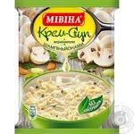 Mivina Cream soup with vermicelli and champignons 57.5g
