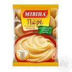Картофельное пюре Мивина со сливками 37г