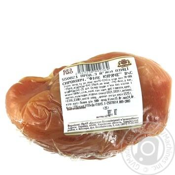 Филе БМК куриное сырокопченое высшего сорта - купить, цены на Ашан - фото 2