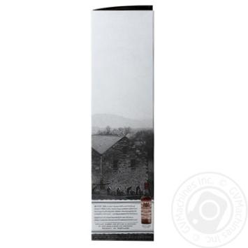 Віскі Dewar's White Label 40% в коробці 1л - купити, ціни на МегаМаркет - фото 2
