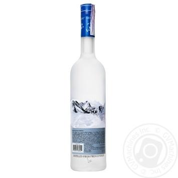 Grey Goose Vodka in box 0,75l - buy, prices for Novus - image 4