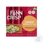 Finn Crisp With Cumin Rye Crispbread 200g
