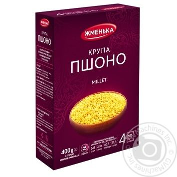 Пшоно Жменька 4х120г