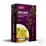 Кус-кус з ароматними травами Жменька коробка 200г