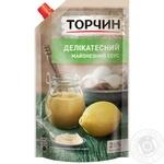 Майонезный соус ТОРЧИН® Деликатесныйный 580г - купить, цены на Novus - фото 1
