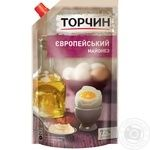Torchin Evropeisky Mayonnaise 580g
