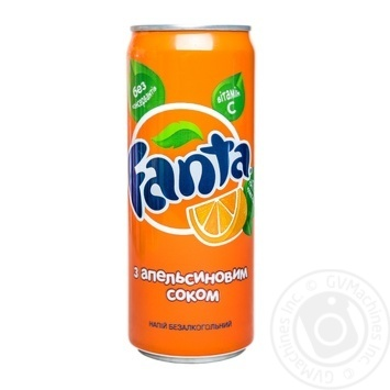 Напиток Фанта Апельсин 330мл