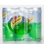 Напиток Schweppes Classic Mojito сильногазированый ж/б 0,33л - купить, цены на Метро - фото 3