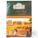 Чай Ахмад черный крупнолистовой 200г