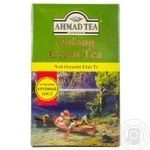 Чай Ахмад зеленый листовой 75г