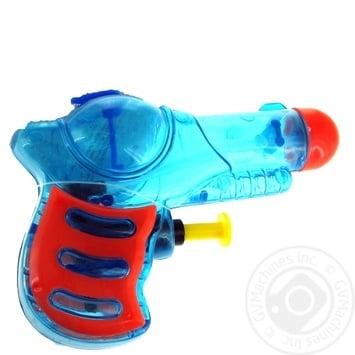 Пистолет One Two Fun водный 11см - купить, цены на Ашан - фото 4