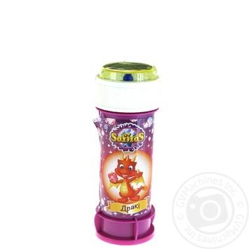 Мыльные шарики  Safiras 60мл - купить, цены на МегаМаркет - фото 1