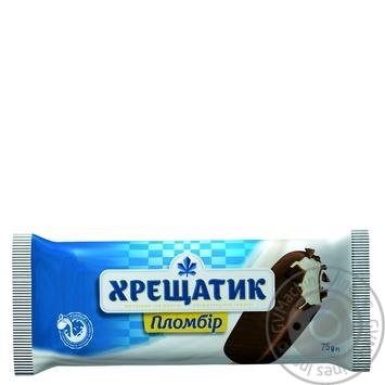Khreshchatyk Plombir Ice-cream 75g - buy, prices for MegaMarket - image 3