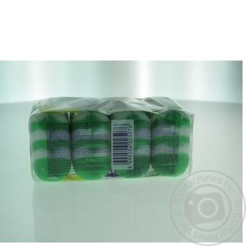 Мыло Duru экстракт зеленого чая туалетное 4шт*90г - купить, цены на Novus - фото 3
