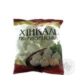 Khinkali Bezliudivskiy myasokombinat cjsc precooked 600g