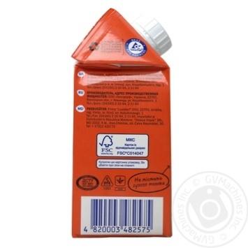 Молоко На здоровье детское ультрапастеризованное с 9 месяцев 3,2% 500г - купить, цены на Novus - фото 2