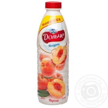 Serum Dolce peach chilled 2.5% 870g