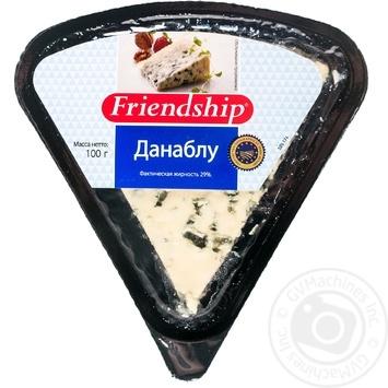 Сыр Френшип Данаблю классический сычужный 50% 100г