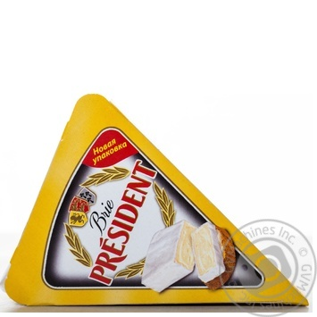 Сыр Президент Бри мягкий 60% 125г - купить, цены на МегаМаркет - фото 4
