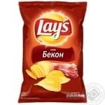 Lay's potato chips with bacon flavor 133g