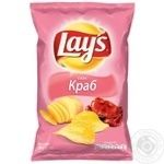 Чипсы Lay's со вкусом краба 30г