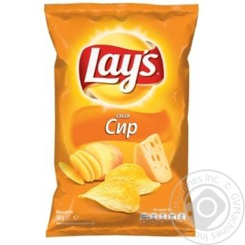 Чипсы Lay's со вкусом сыра 30г