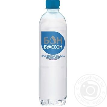 Bon Boisson non-carbonated mineral water 500ml - buy, prices for Novus - image 1