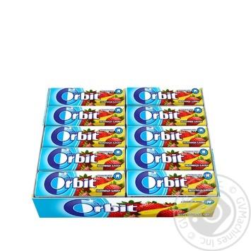 Резинка жевательная Orbit Клубника-Банан 13,6г - купить, цены на Восторг - фото 5
