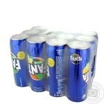Fanta Shokata carbonated beverage 330ml