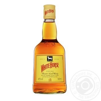 Виски White Horse 0,5л